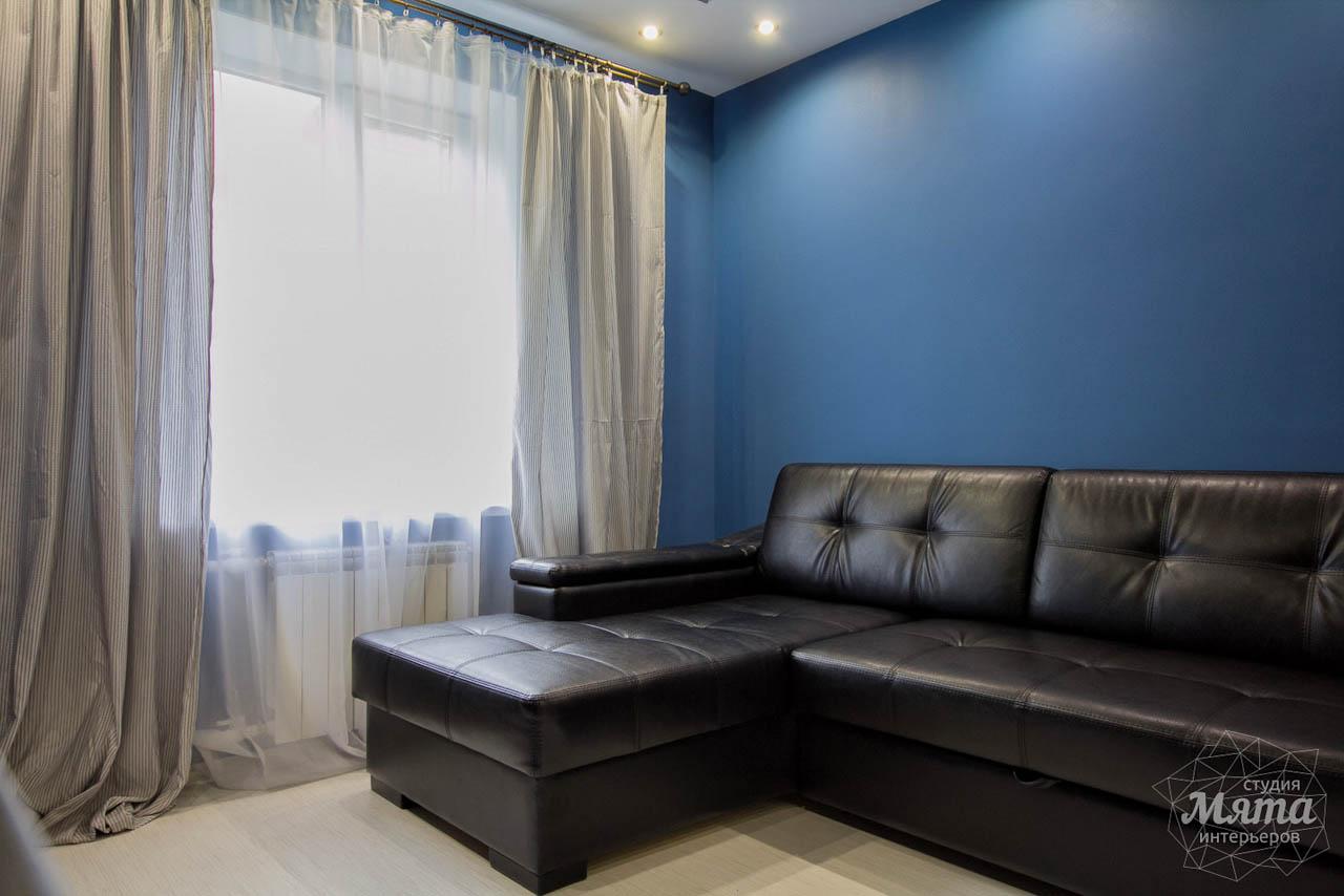 Дизайн интерьера и ремонт однокомнатной квартиры по ул. Комсомольская 45 7