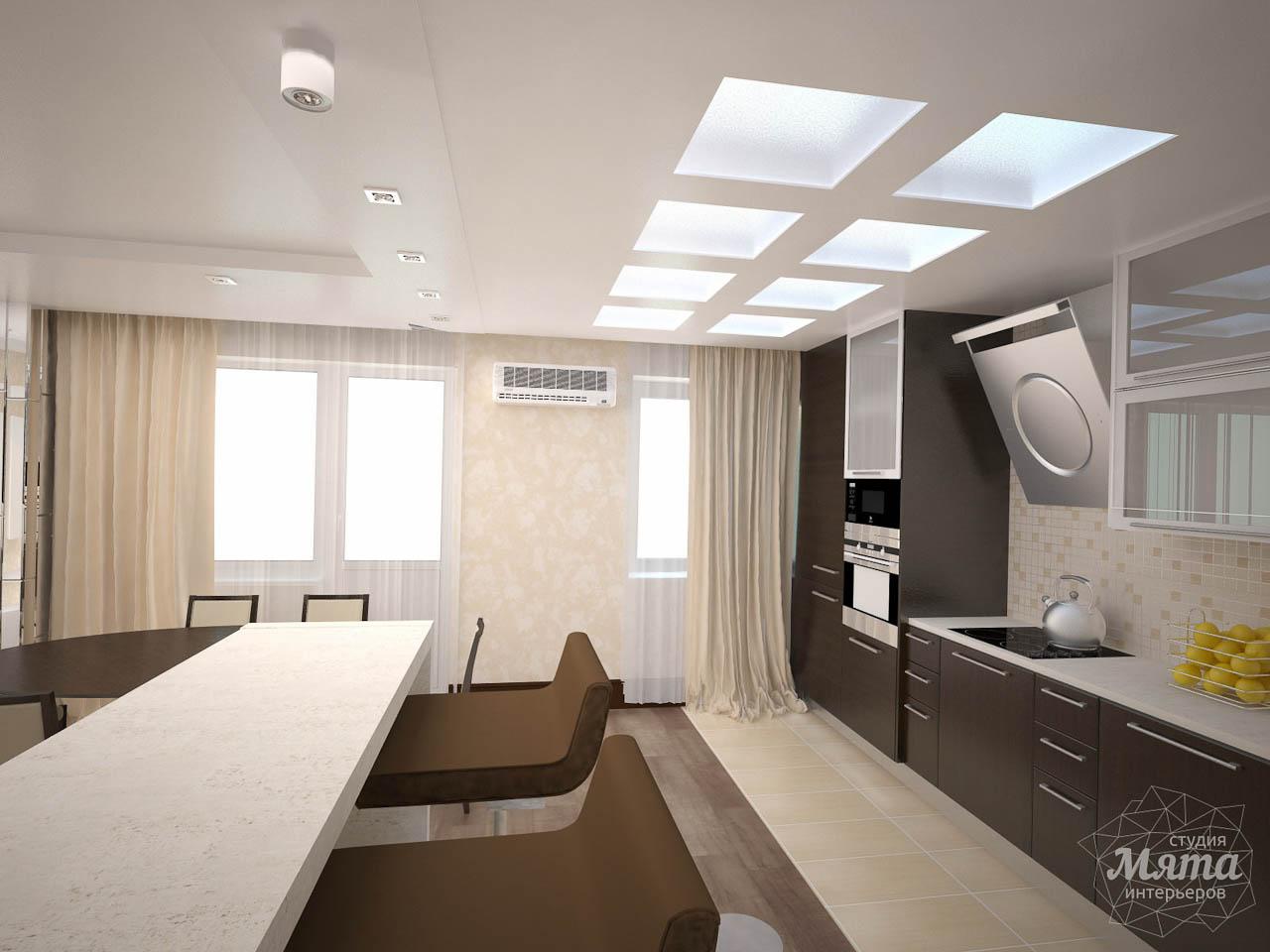 Дизайн интерьера трехкомнатной квартиры по ул. Белинского 222 img1496295139