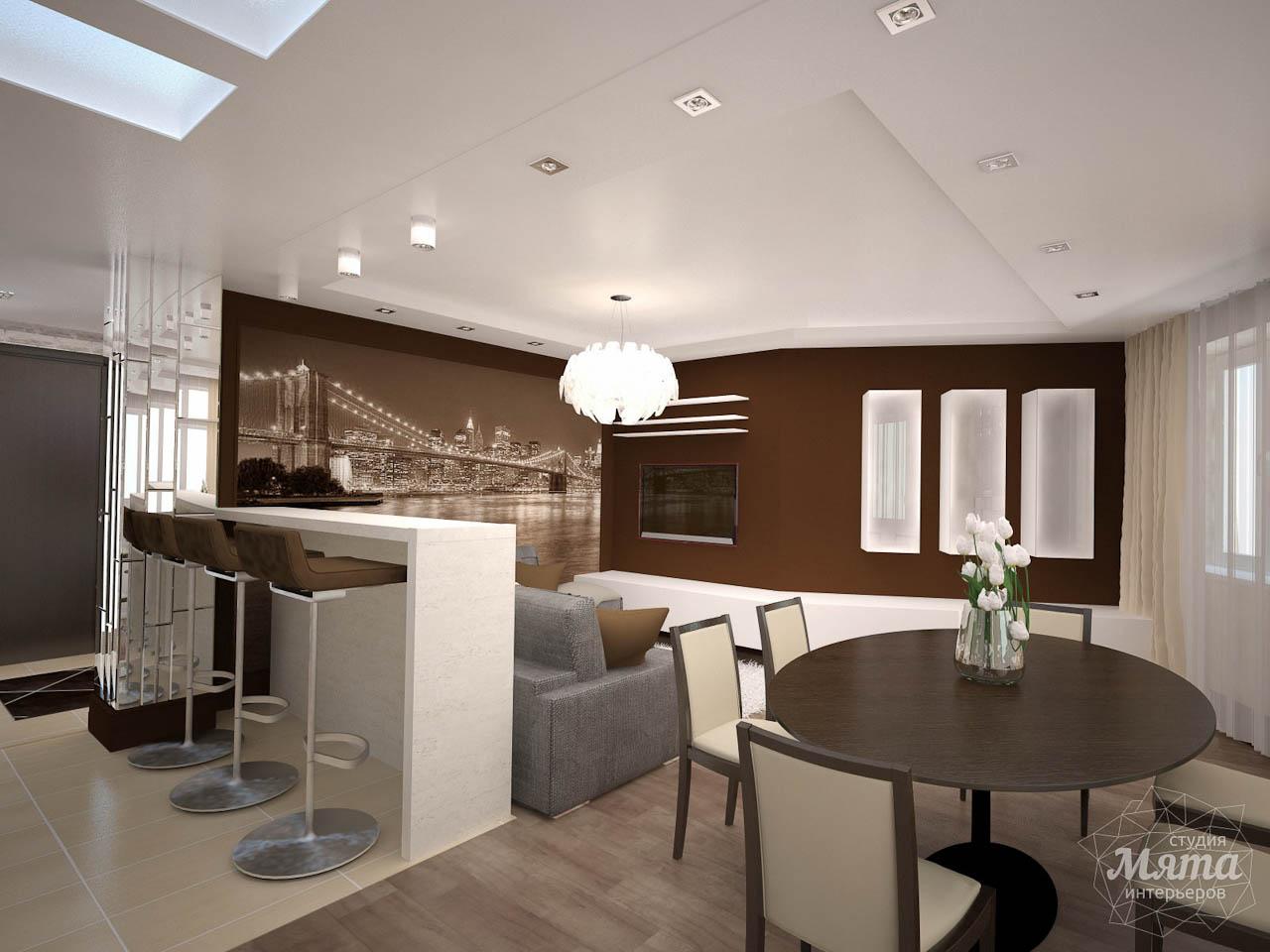 Дизайн интерьера трехкомнатной квартиры по ул. Белинского 222 img803081637
