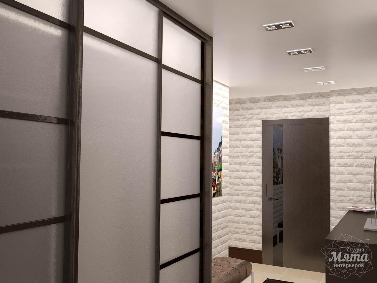 Дизайн интерьера трехкомнатной квартиры по ул. Белинского 222 img1471427820