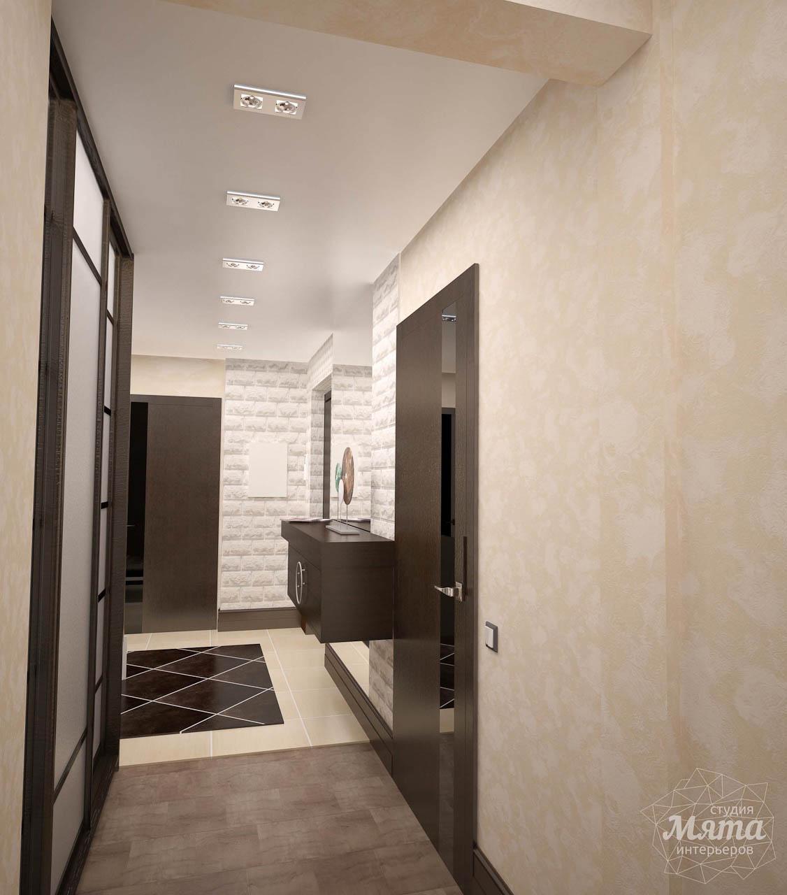 Дизайн интерьера трехкомнатной квартиры по ул. Белинского 222 img1948227614
