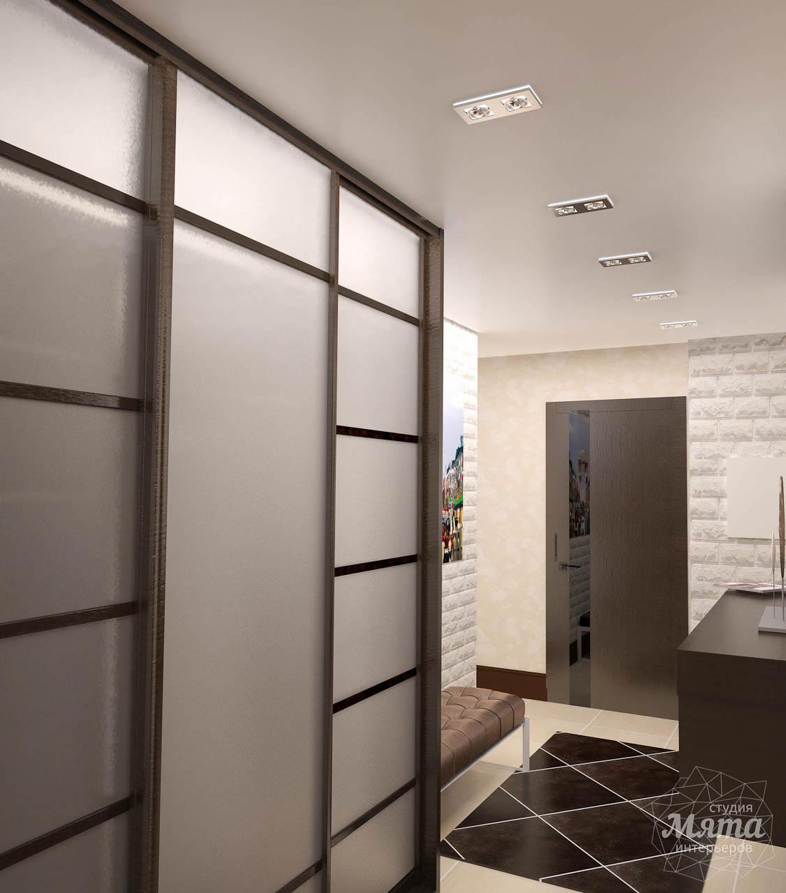 Дизайн интерьера трехкомнатной квартиры по ул. Белинского 222 img1035006225