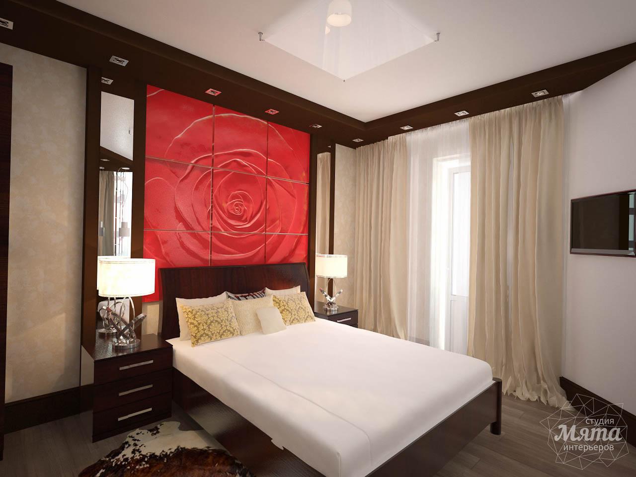 Дизайн интерьера трехкомнатной квартиры по ул. Белинского 222 img1589525254