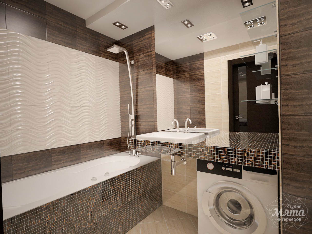 Дизайн интерьера трехкомнатной квартиры по ул. Белинского 222 img240936251