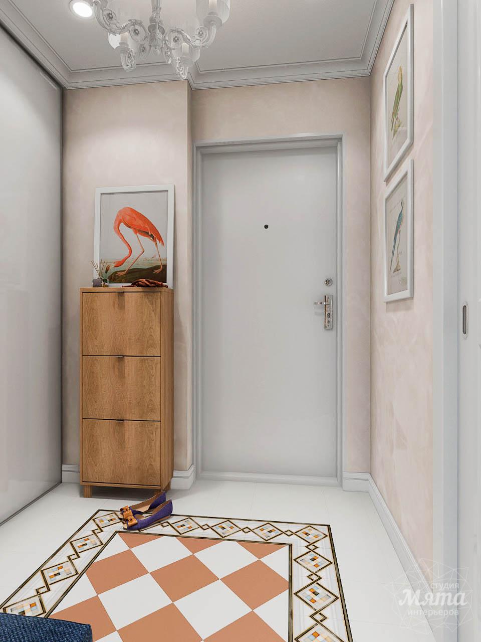 Дизайн интерьера однокомнатной квартиры по ул. Мичурина 231 img1958947424