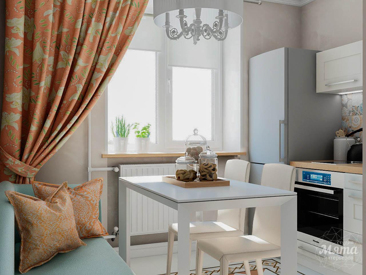 Дизайн интерьера однокомнатной квартиры по ул. Мичурина 231 img461610776