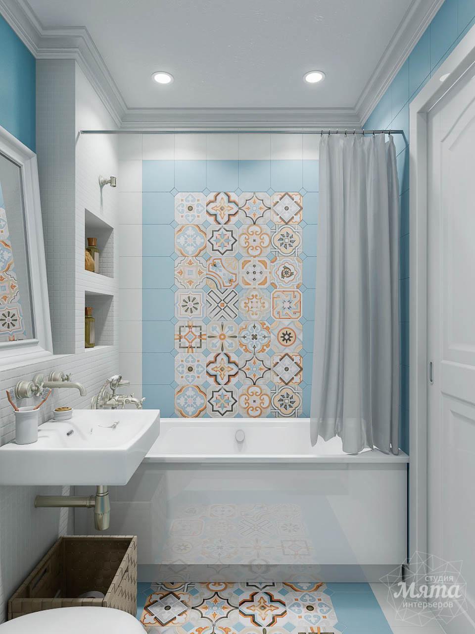 Дизайн интерьера однокомнатной квартиры по ул. Мичурина 231 img1027889893