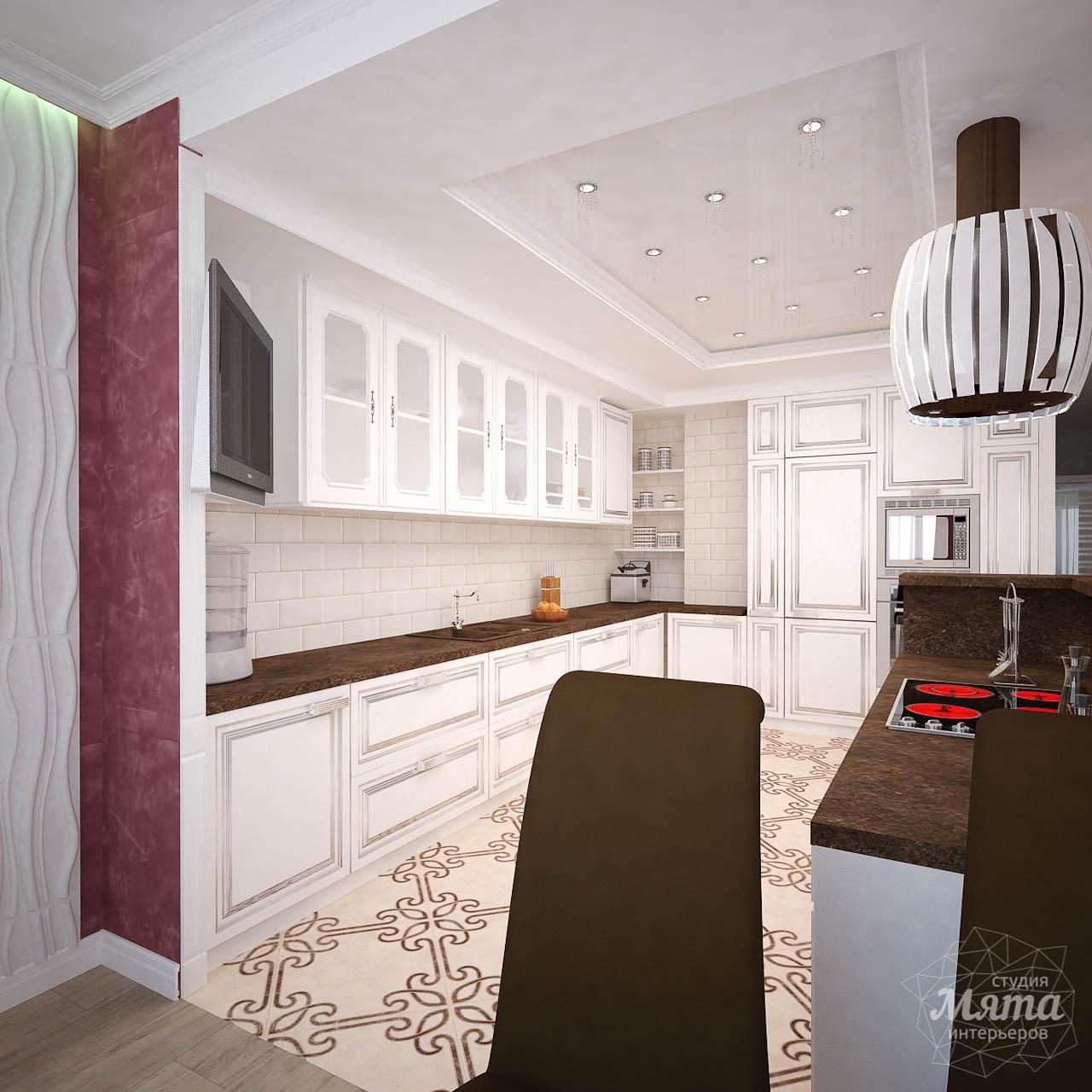 Дизайн интерьера четырехкомнатной квартиры по ул. Шевченко 18 img274030634
