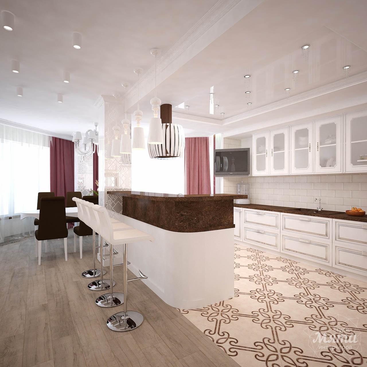 Дизайн интерьера четырехкомнатной квартиры по ул. Шевченко 18 img556059524