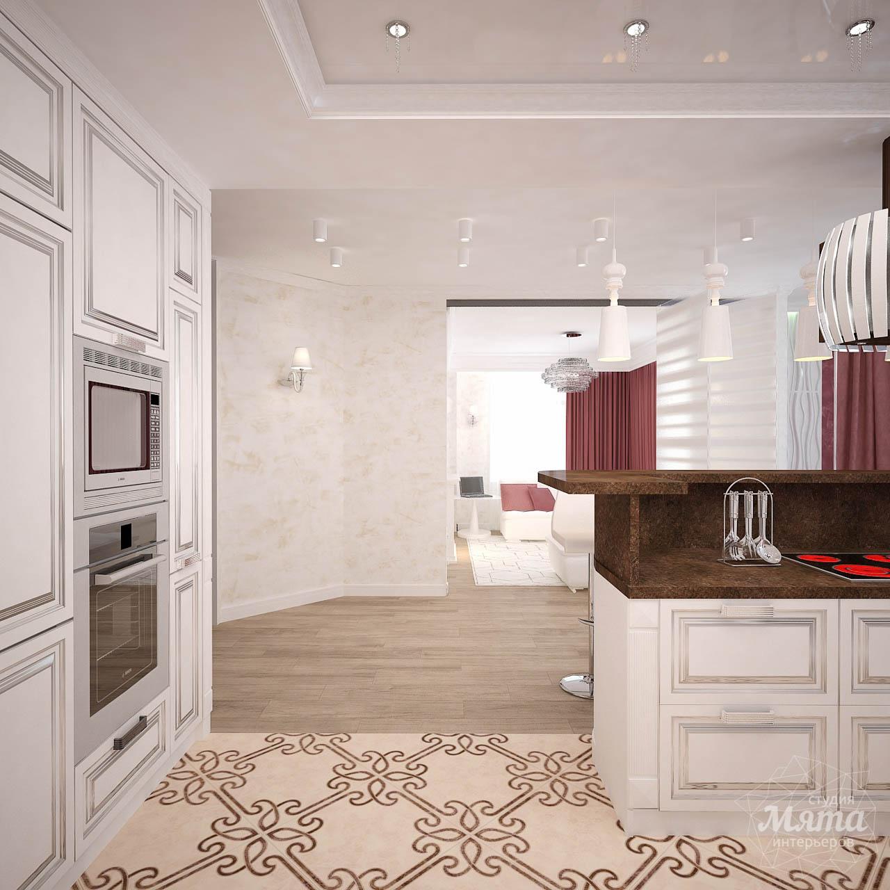 Дизайн интерьера четырехкомнатной квартиры по ул. Шевченко 18 img1950697854