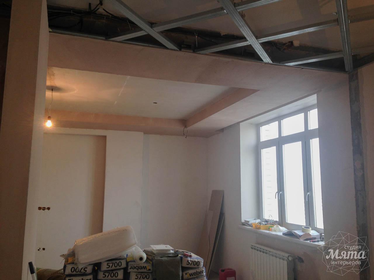 Дизайн интерьера и ремонт трехкомнатной квартиры по ул. 8 Марта 190 1