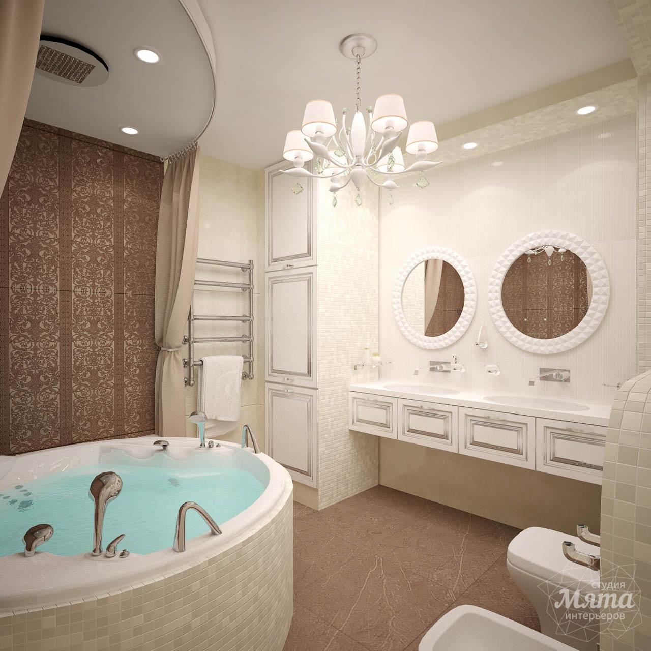 Дизайн интерьера четырехкомнатной квартиры по ул. Шевченко 18 img1857361558
