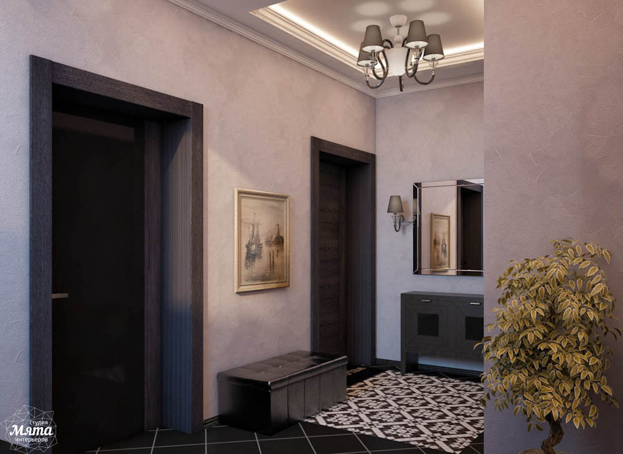 Дизайн интерьера коттеджа в п. Новый Исток img2008168666