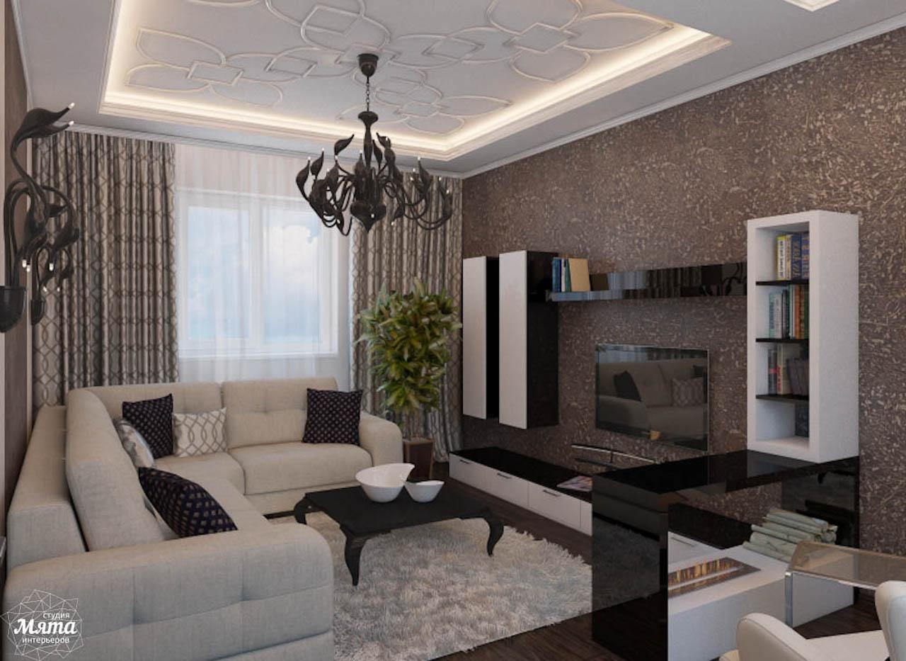 Дизайн интерьера коттеджа в п. Новый Исток img1972842388