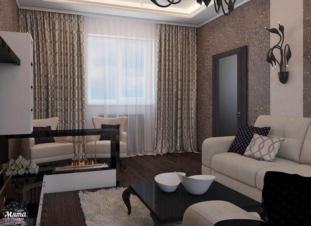 Дизайн интерьера коттеджа в п. Новый Исток img875873021