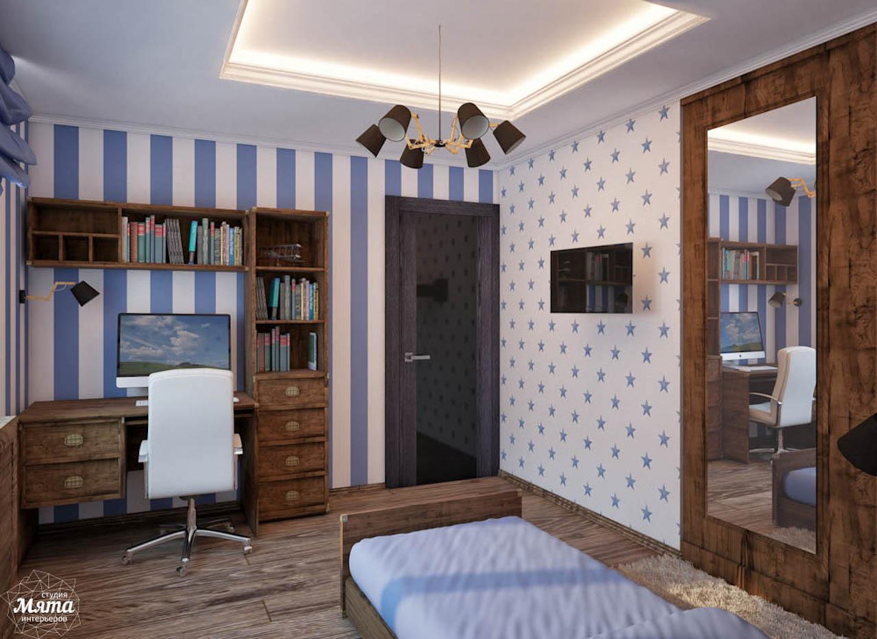 Дизайн интерьера коттеджа в п. Новый Исток img876066421