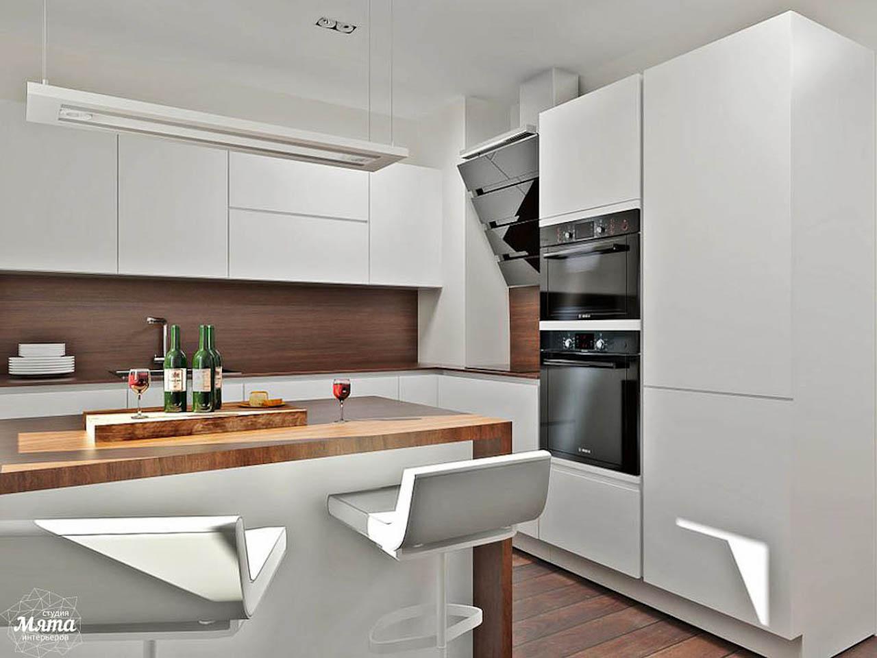 Дизайн интерьера однокомнатной квартиры в стиле хай тек по ул. Щербакова 35 img312193672