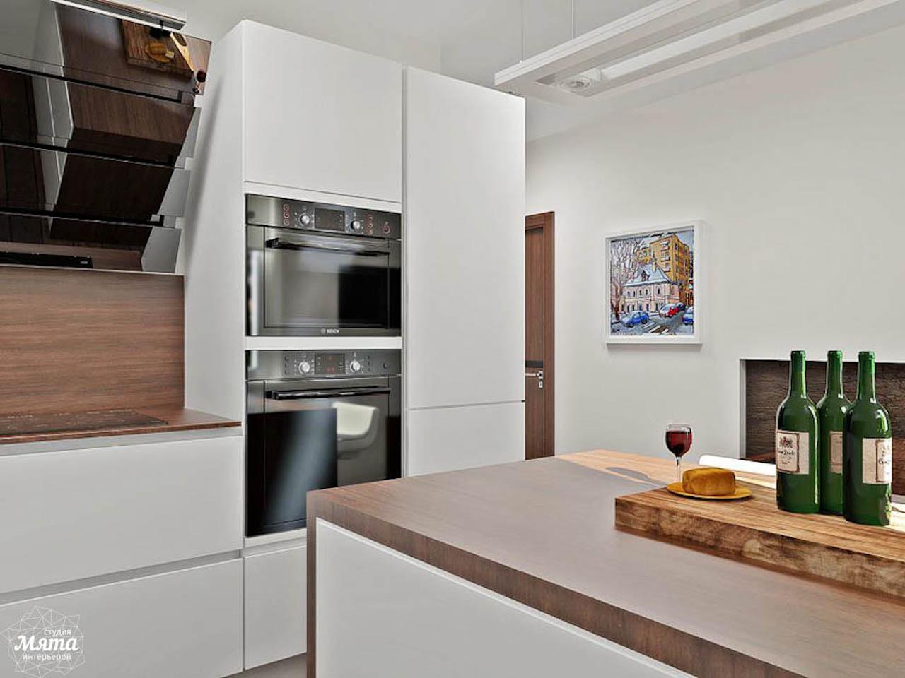 Дизайн интерьера однокомнатной квартиры в стиле хай тек по ул. Щербакова 35 img1169188508