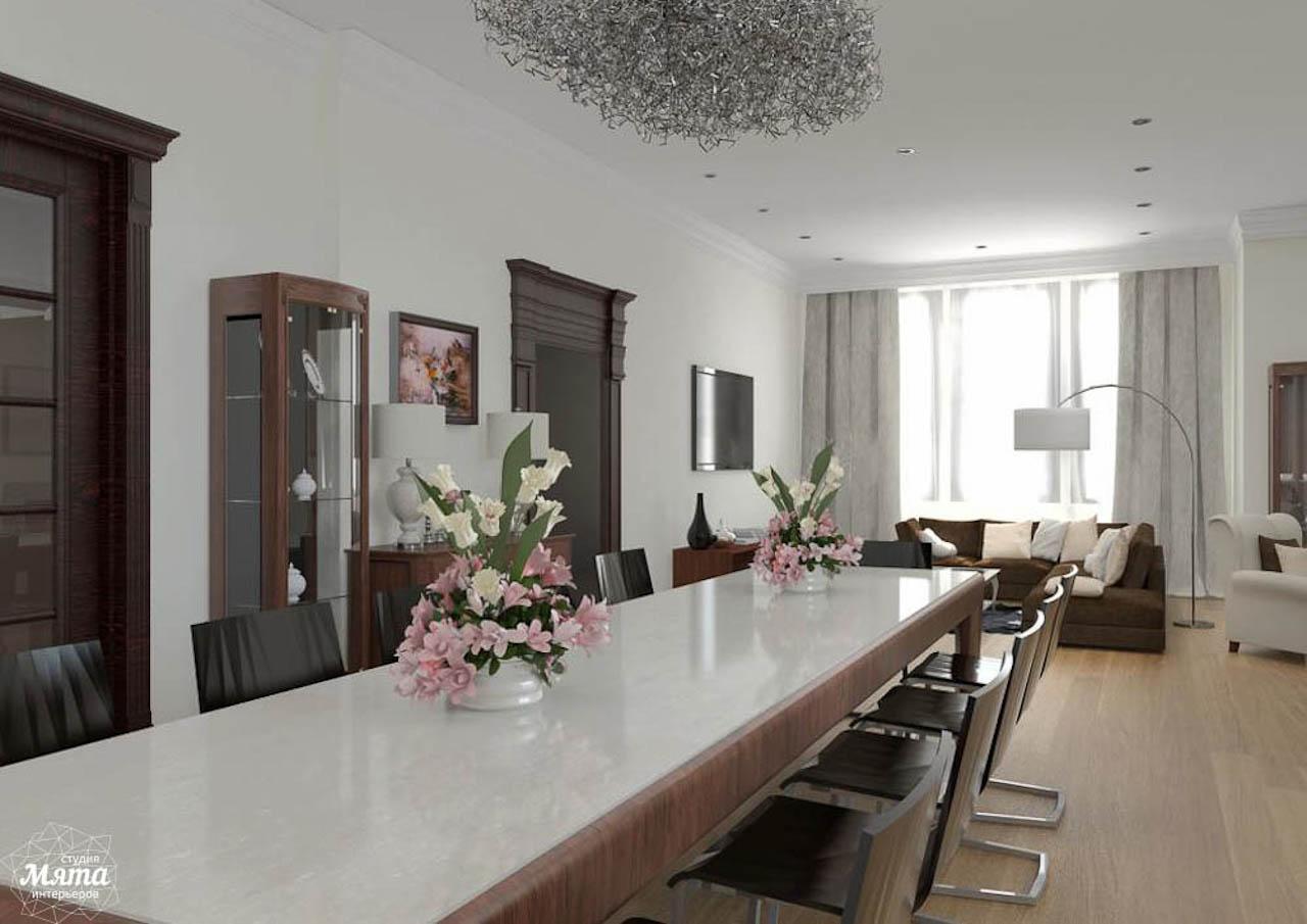 Дизайн интерьера коттеджа в п. Кашино img296364218