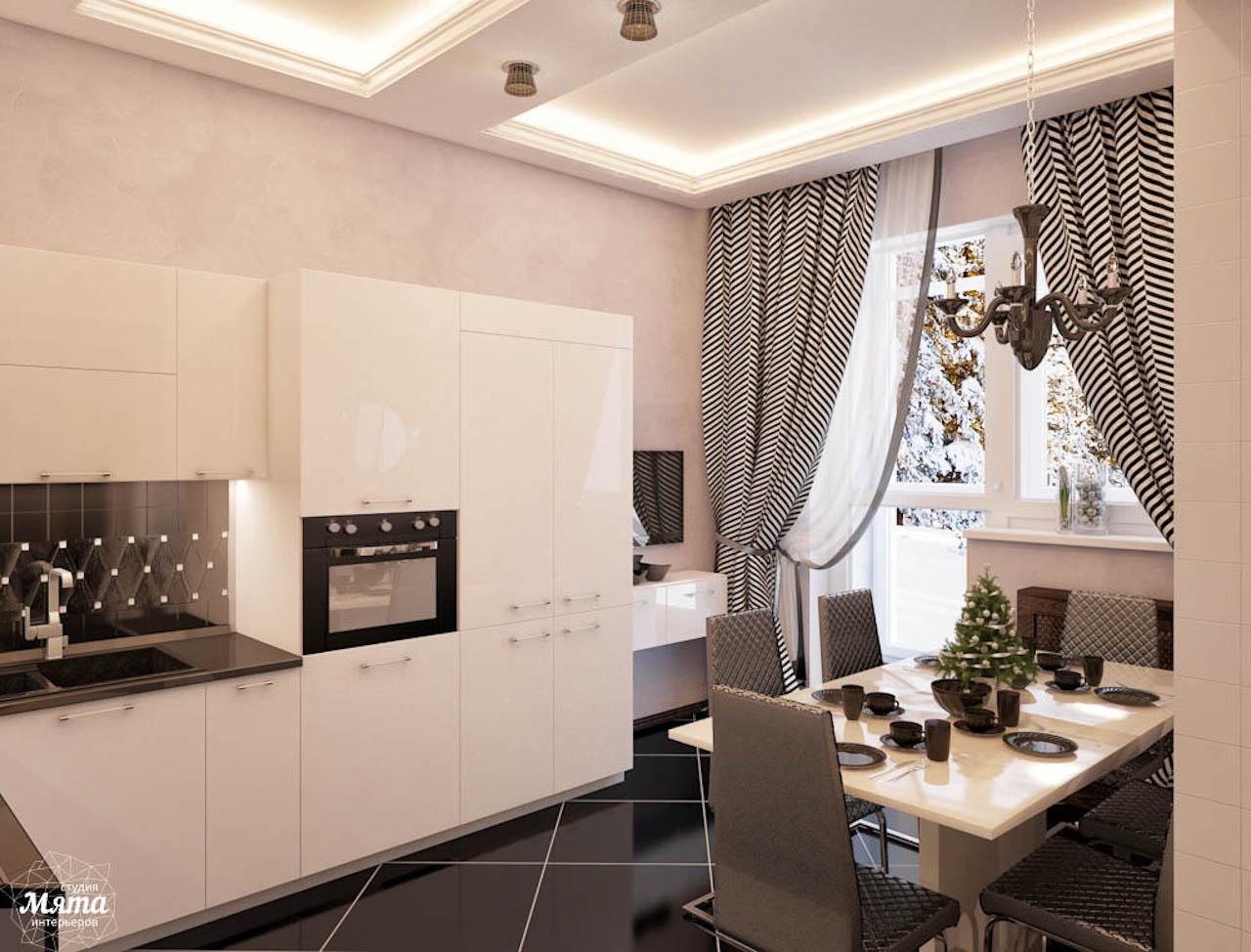 Дизайн интерьера коттеджа в п. Новый Исток img1224271456