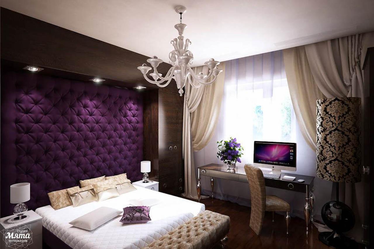 Дизайн интерьера однокомнатной квартиры в стиле арт деко по ул. Куйбышева 55 img112922000