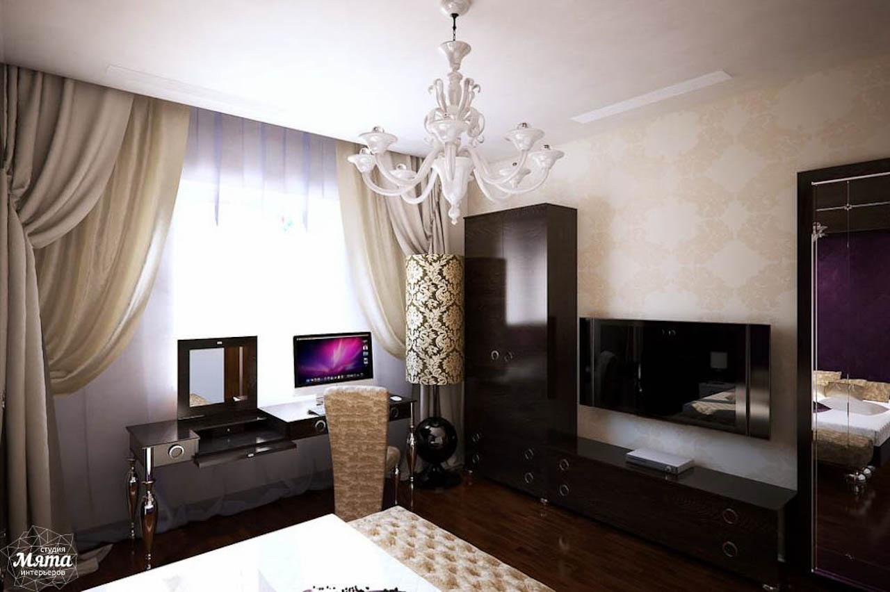 Дизайн интерьера однокомнатной квартиры в стиле арт деко по ул. Куйбышева 55 img1509318998
