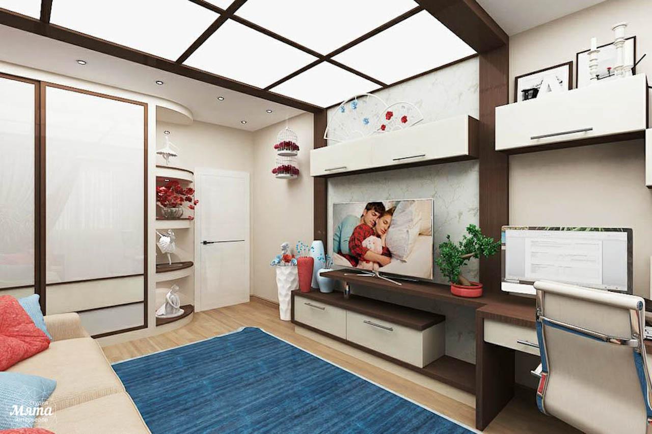 Дизайн интерьера трехкомнатной квартиры по ул. Куйбышева 80/1 img1359484375
