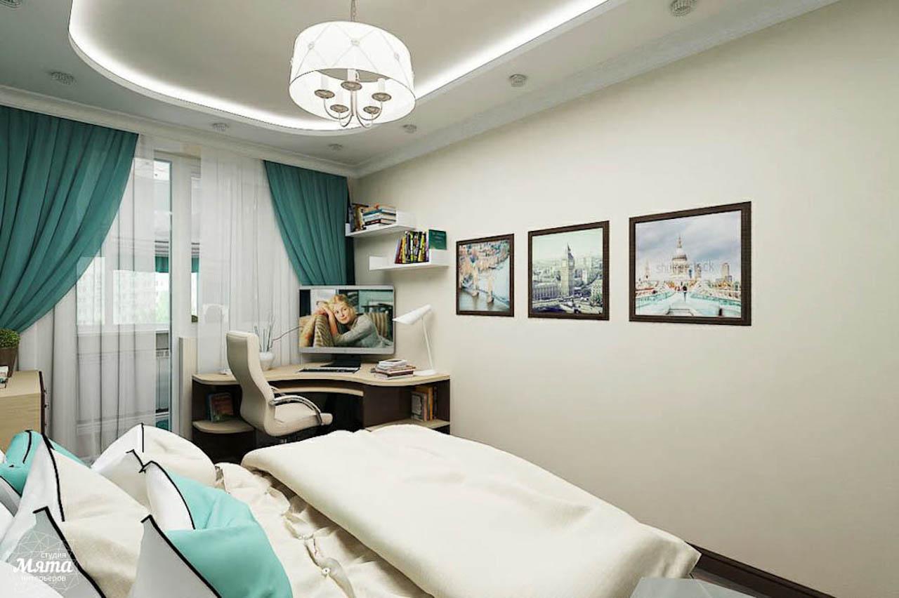 Дизайн интерьера трехкомнатной квартиры по ул. Куйбышева 80/1 img1984920101