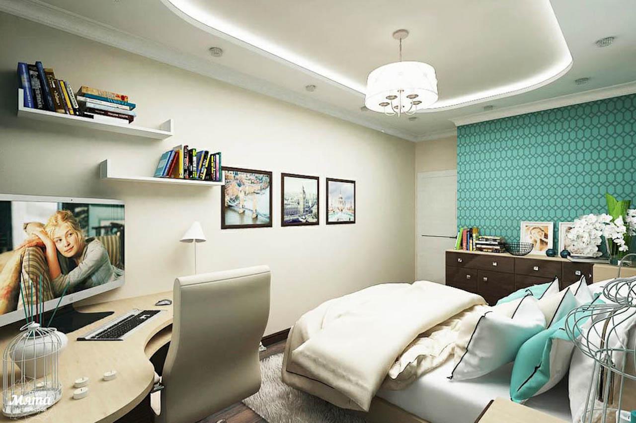 Дизайн интерьера трехкомнатной квартиры по ул. Куйбышева 80/1 img1360594399