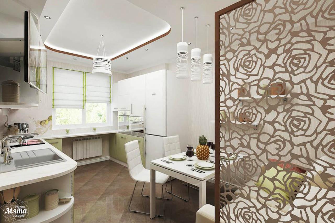 Дизайн интерьера трехкомнатной квартиры по ул. Куйбышева 80/1 img681637686