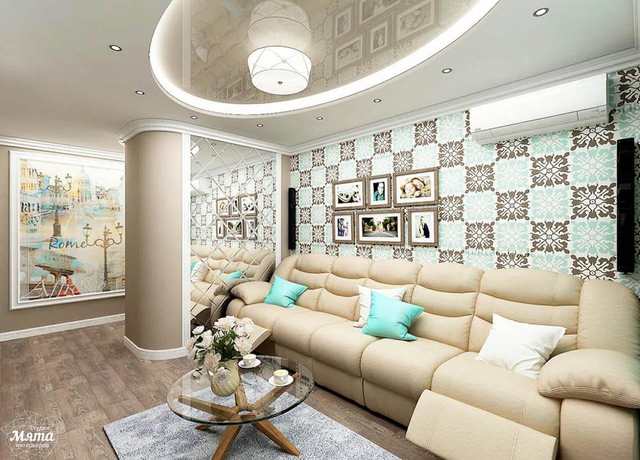 Дизайн интерьера трехкомнатной квартиры по ул. Юмашева 1 img2042920971
