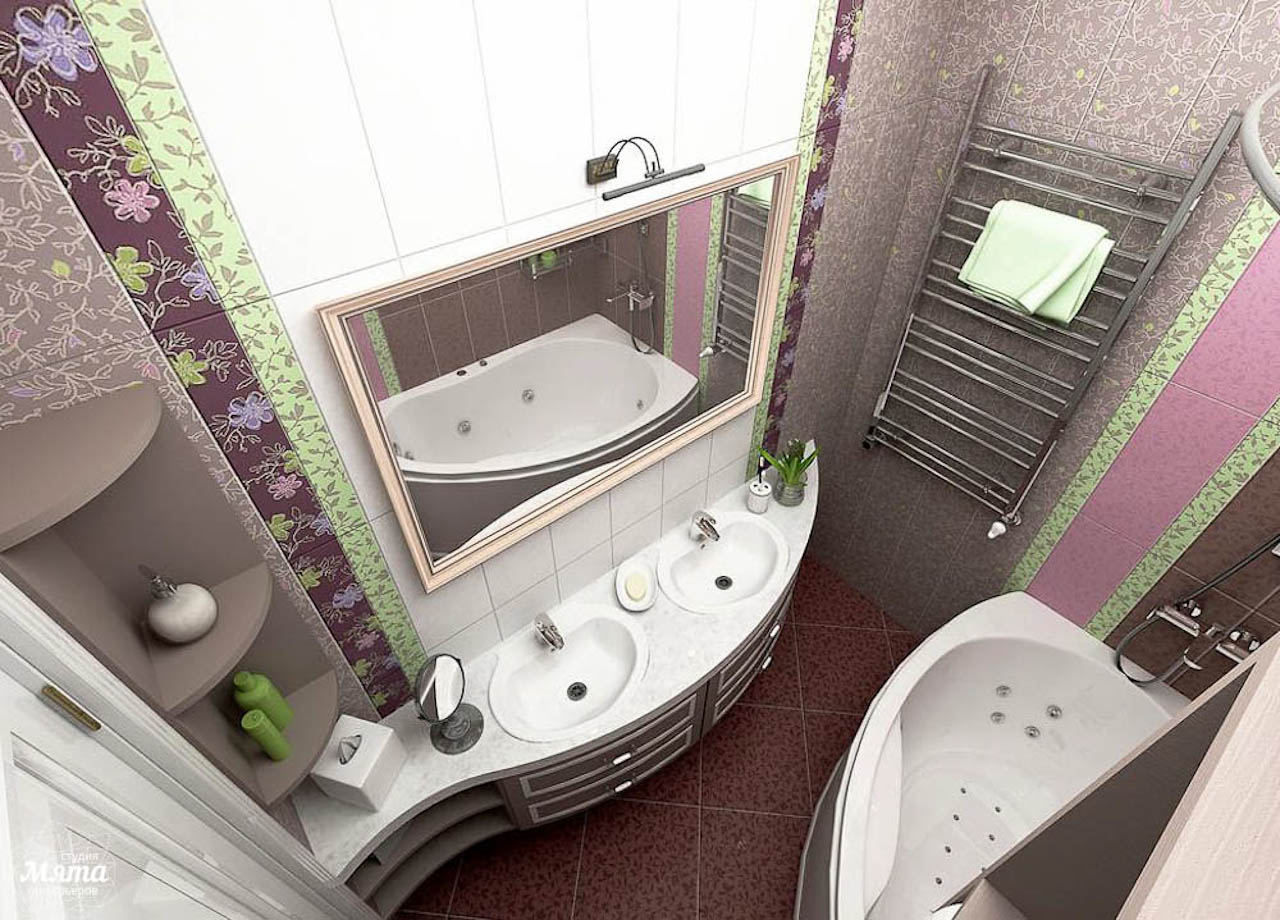 Дизайн интерьера трехкомнатной квартиры по ул. Юмашева 1 img1002260325