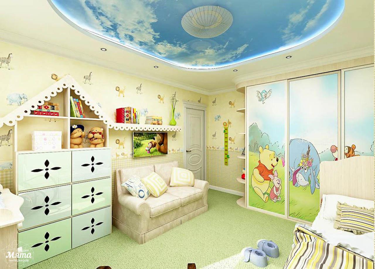 Дизайн интерьера трехкомнатной квартиры по ул. Юмашева 1 img2109064024