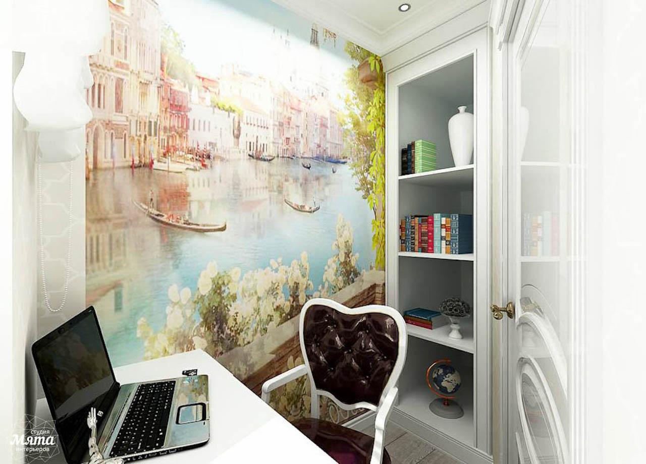Дизайн интерьера трехкомнатной квартиры по ул. Юмашева 1 img645722019