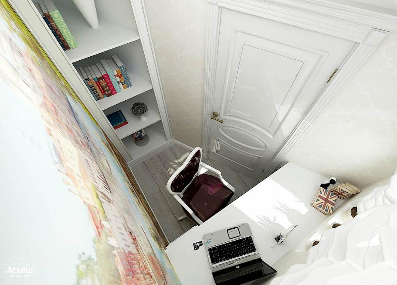 Дизайн интерьера трехкомнатной квартиры по ул. Юмашева 1 img1053262524