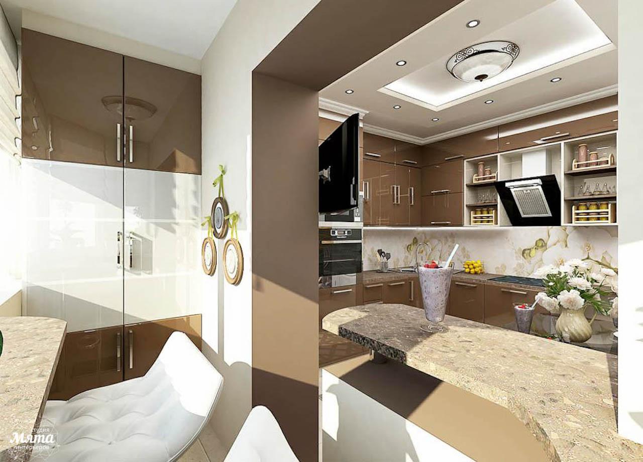 Дизайн интерьера трехкомнатной квартиры по ул. Юмашева 1 img577390551