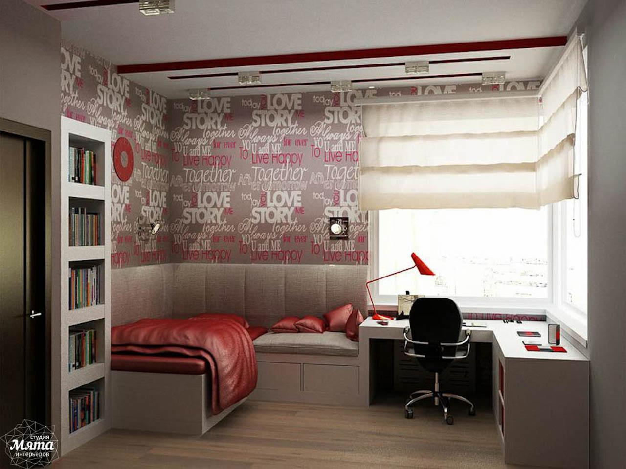 Дизайн интерьера трехкомнатной квартиры по ул. Николая Никонова 4 img509548832