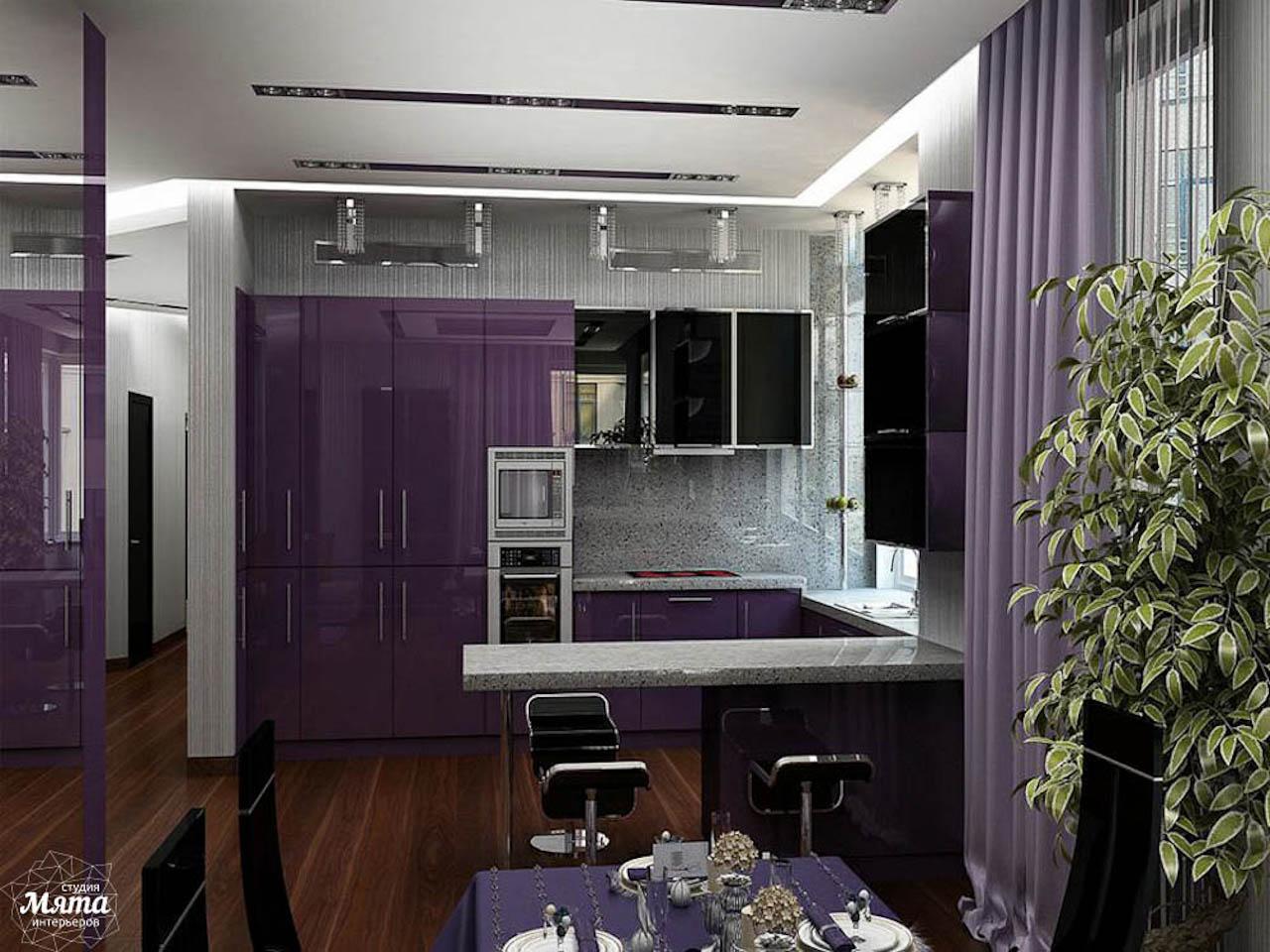 Дизайн интерьера трехкомнатной квартиры по ул. Николая Никонова 4 img1189320626