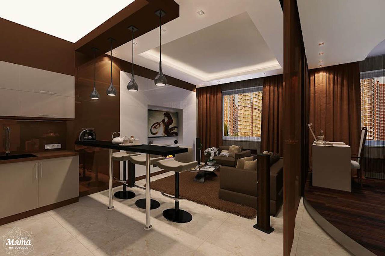 Дизайн интерьера однокомнатной квартиры по ул. Громова 30 img309870909
