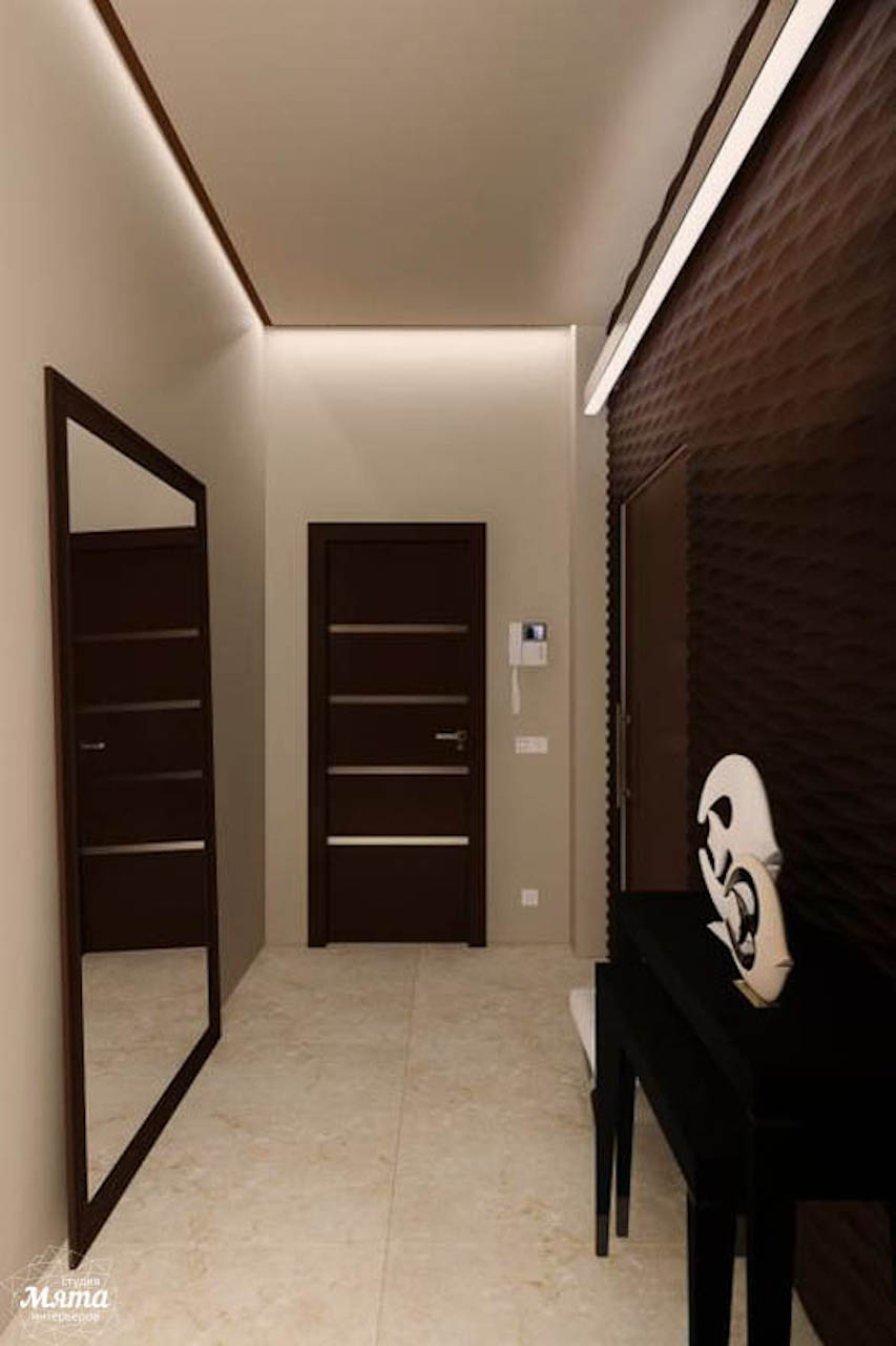 Дизайн интерьера однокомнатной квартиры по ул. Громова 30 img856693147