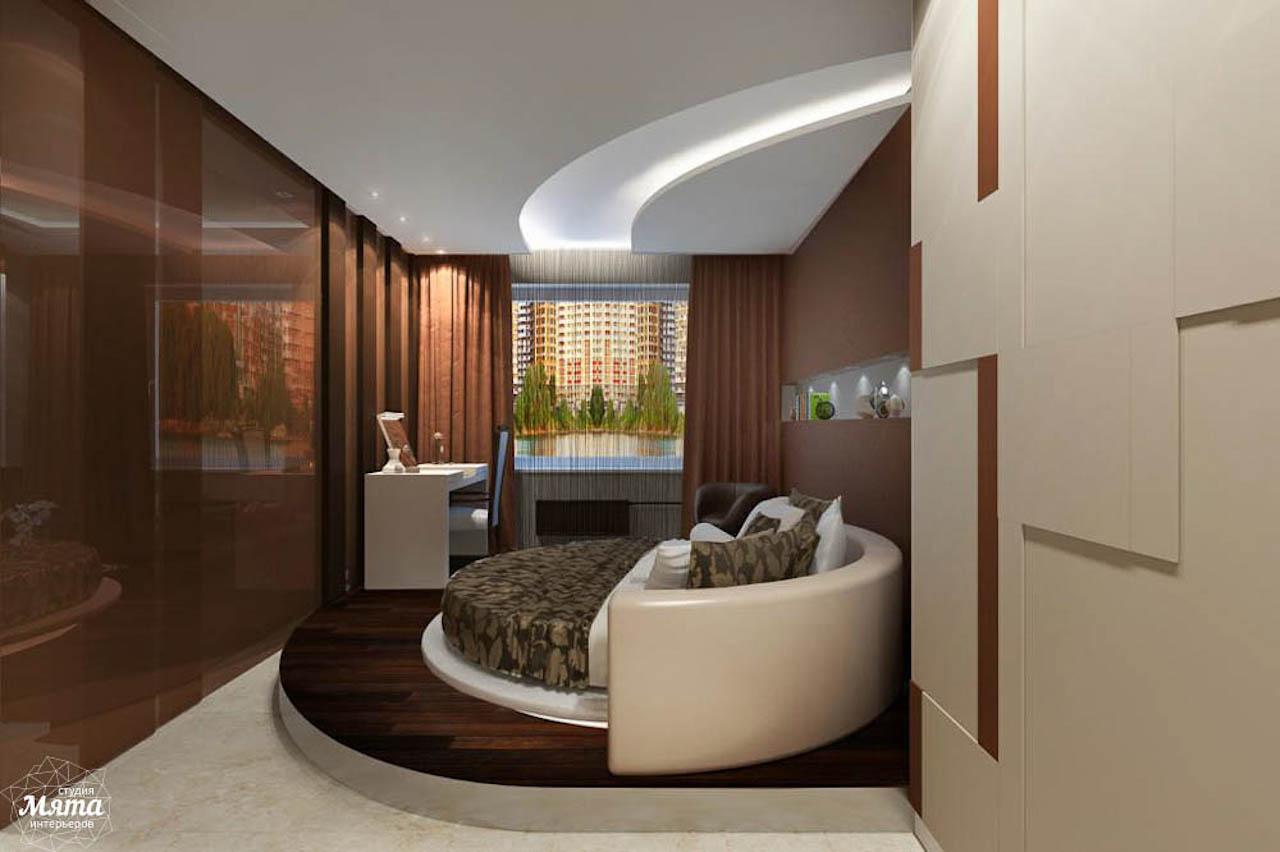 Дизайн интерьера однокомнатной квартиры по ул. Громова 30 img219626625