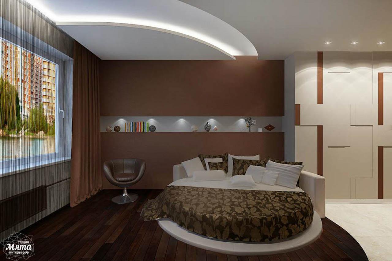 Дизайн интерьера однокомнатной квартиры по ул. Громова 30 img1272396503