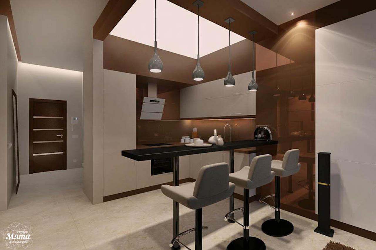 Дизайн интерьера однокомнатной квартиры по ул. Громова 30 img1014915593
