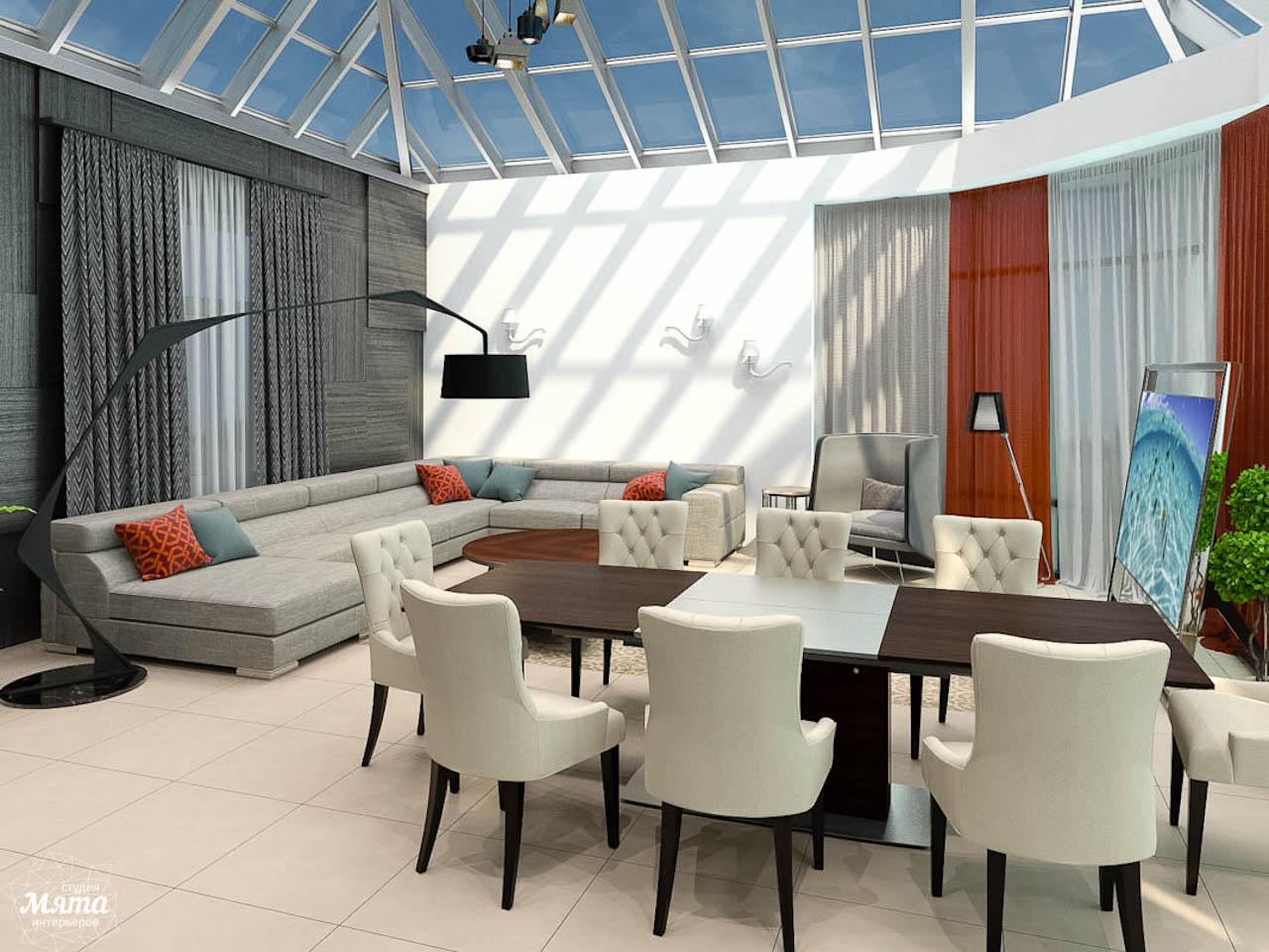 Дизайн интерьера коттеджа в п. Дубрава img1968249447