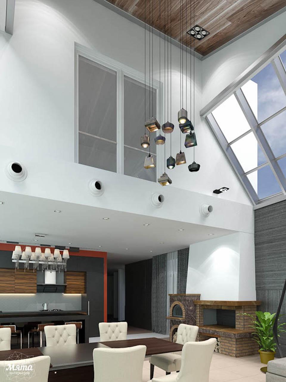 Дизайн интерьера коттеджа в п. Дубрава img1349459205