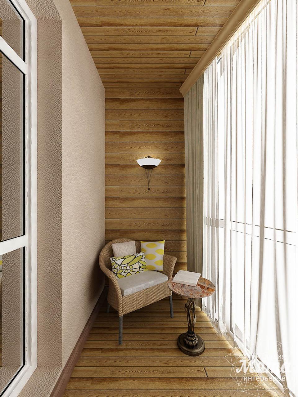 Дизайн интерьера двухкомнатной квартиры по ул. Мельникова 38 img804564777