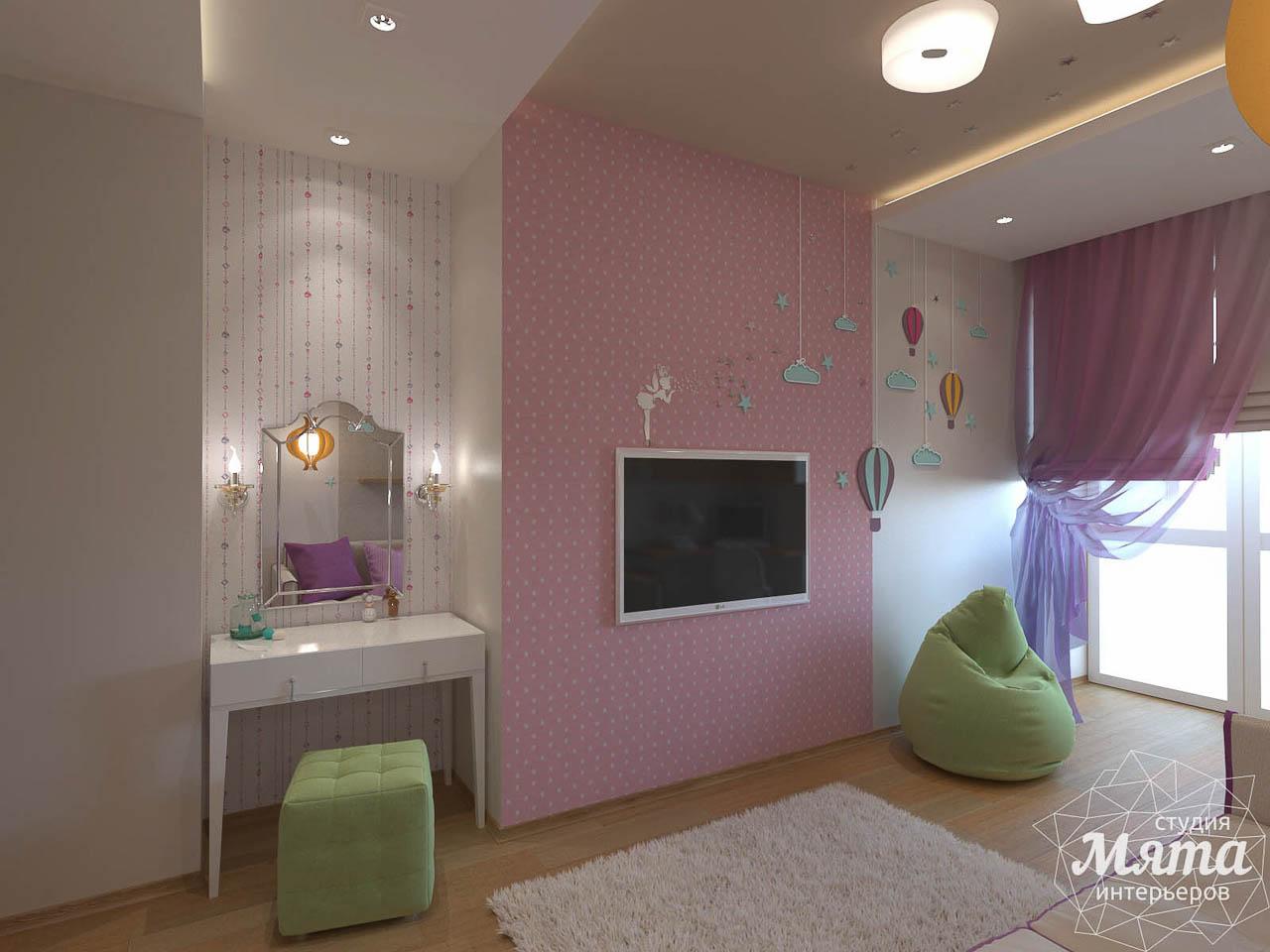 Дизайн интерьера трехкомнатной квартиры по ул. Мельникова 27 img765100039