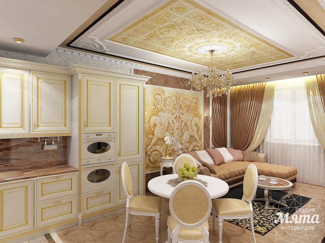Дизайн интерьера двухкомнатной квартиры по ул. Мельникова 38 img173038182