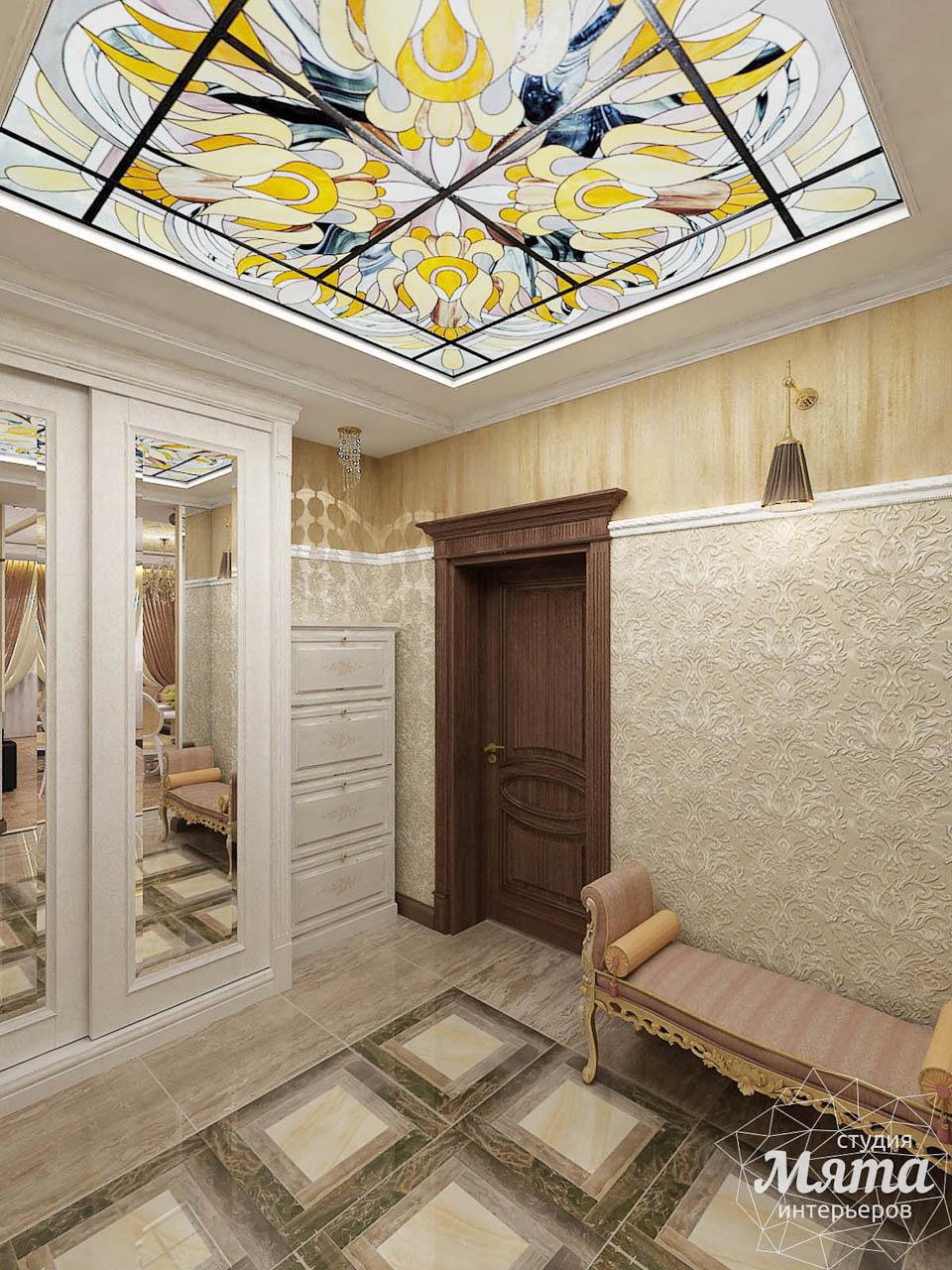 Дизайн интерьера двухкомнатной квартиры по ул. Мельникова 38 img1581567824