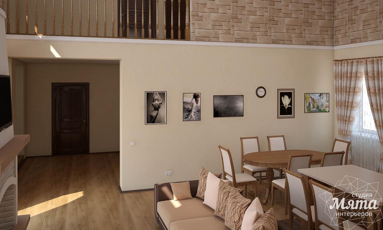 Дизайн интерьера коттеджа в современном стиле в п. Образцово  img798555513